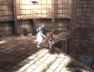 ICO(2001/SCE Japan Studio/PS2)