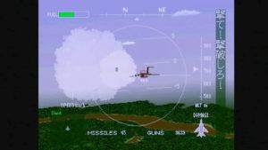 エースコンバット(1995/コナミ/プレイステーション)